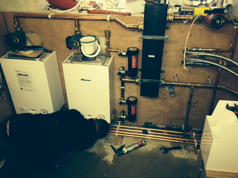 Commercial Central Heating Boiler Vs Domestic Boiler