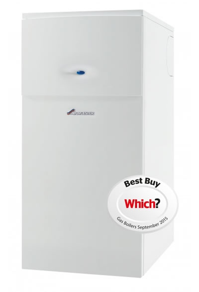 Worcester Bosch Greenstar 30CDi FS Gas Combination Boiler