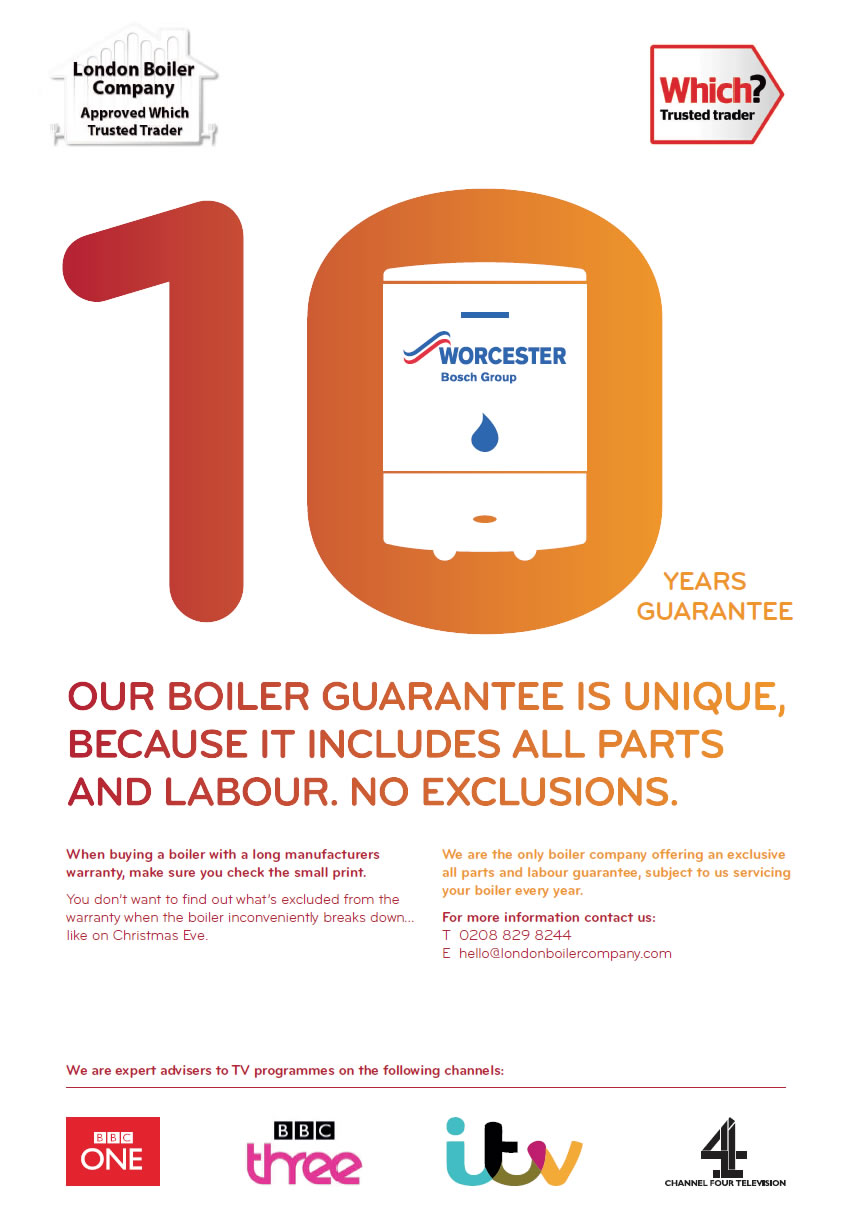 boiler warranty