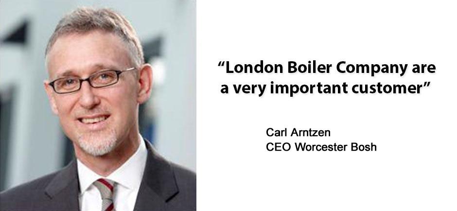 london boiler company worcester bosch